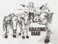 The Grazing Dead Artwork